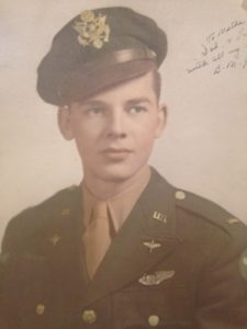 1Lt Basil Manley Grizzell