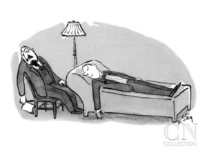 william-steig-a-man-is-lying-on-a-psychiatrist-s-couch-both-he-and-the-psychiatrist-are-new-yorker-cartoon