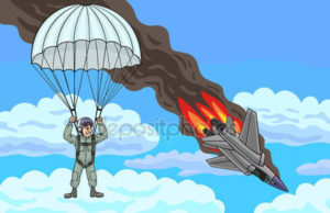 depositphotos_107275664-stock-illustration-the-pilot-descends-by-parachute